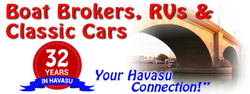 Boat Brokers, RV's and Classic Cars