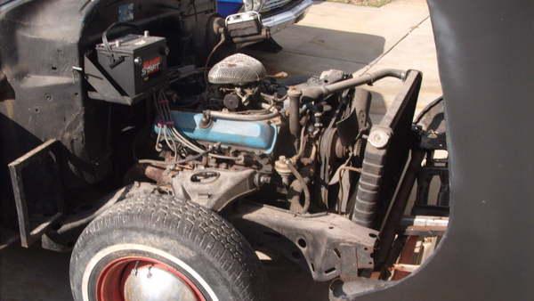 1947 chevy sedan