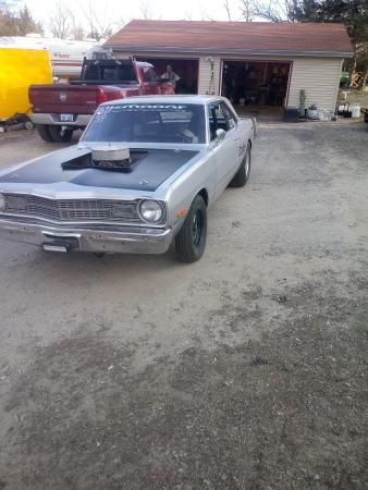 Price reduced 1973 Dodge Dart