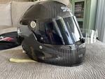 Stilo carbon XL helmet