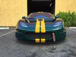 2012 Lotus Evora GT4