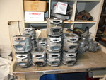 Rotax Formula 500 engines/parts and clutch parts