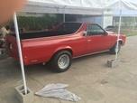 86 ElCamino W/540  for sale $13,000