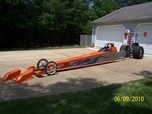Allstar New/Old 270in Dragster  for sale $16,500