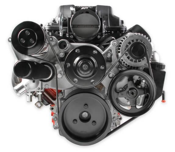 1,800 HP, Single Turbo, Hydraulic Roller, 427ci LS Engine  for Sale $38,900