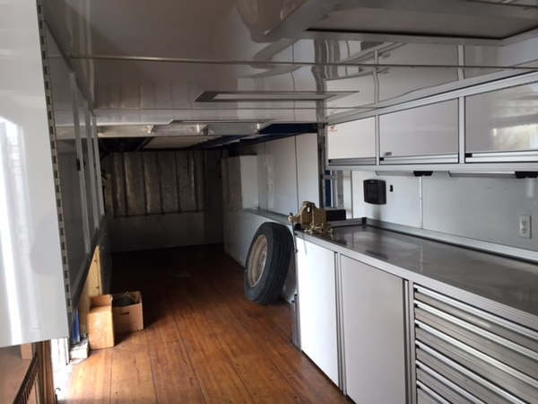 48' Living Quarters Air Ride Stacker  for Sale $34,950