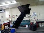 Racecraft Mono Strut Dragster Carbon or Alum. Rear Wings